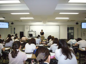 池田さんと聴衆