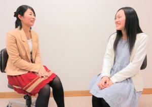 左:倉田さん 右;関口さん