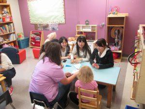 20160831 Tokyo Kasei Child Care Visit (10)