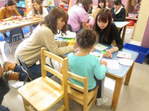 20160831 Tokyo Kasei Child Care Visit (11)