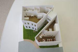 「RC造店舗併用住宅の設計」発表会3