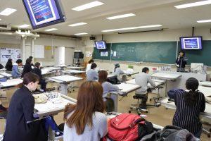 学内就職懇談会報告2