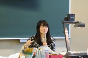 生活デザイン学科住分野就職懇談会2