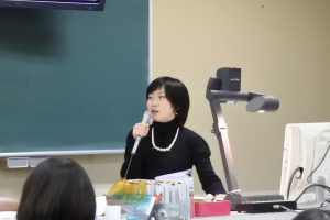 生活デザイン学科住分野就職懇談会3